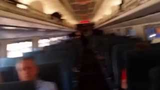 Amtrak from Philadelphia to Penn Station NY