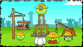 Angry Birds Big Setup Game All Levels Walkthrough