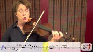 Violin Lesson - How to Approach the Gigue by Pachelbel