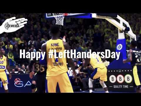 Left Handers Day 2018