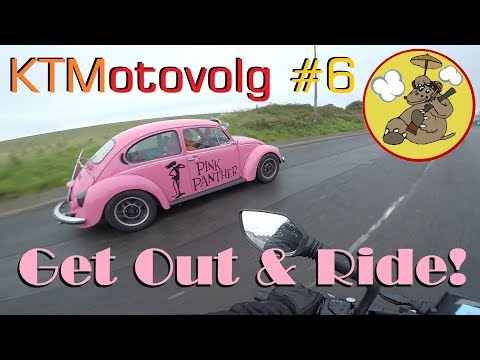 KTMotovlog #6 - Get Out & Ride! + some cool cars