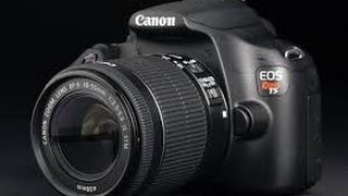 Canon Rebel T5 Review !