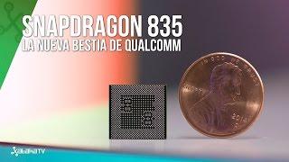 Snapdragon 835: más potencia y capaz de ejecutar aplicaciones de Windows