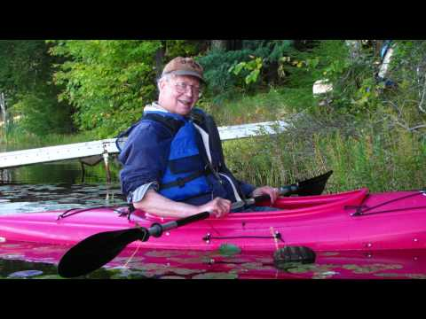 2017 Wisconsin Lakes Stewardship Awards - Lifetime Achievement - Dr. Robert Freckmann