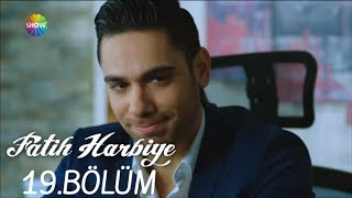 Fatih Harbiye 19. Bölüm (HD)