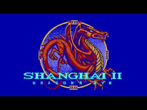 LGR - Shanghai II Dragon's Eye - DOS PC Game Review