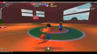 [ROBLOX:] BASKETBALL HUFFIN AZZ