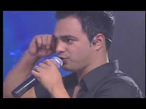 Zezé Di Camargo & Luciano cantam no DVD Marcelinho de Lima & Camargo.