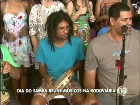 Dia do Samba é comemorado na Rodoviária do Plano Piloto