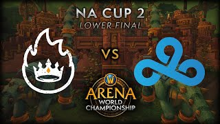 OTK vs Cloud9 | Lower Final | AWC Shadowlands NA Cup 2