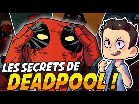 LES SECRETS DE DEADPOOL !!!