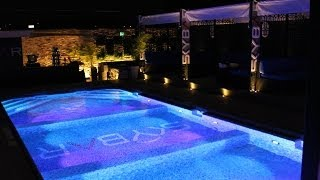 Affordable Pools Inc - Roof Top Fiberglass Pool