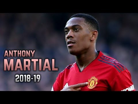 Anthony Martial 2018-19 | Dribbling Skills & Goals