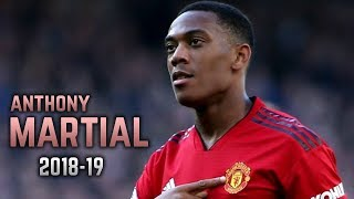 anthony martial 2018 19 dribbling skills goals