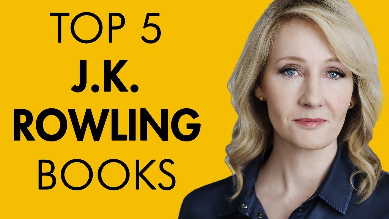 Top 5 jk rowling books aka robert galbraith youtube top 5 jk rowling books aka robert galbraith m4hsunfo