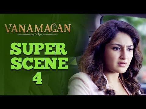 Vanamagan - Super Scene 4 | Jayam Ravi | Sayesha Saigal |  A. L. Vijay | Harris Jayaraj