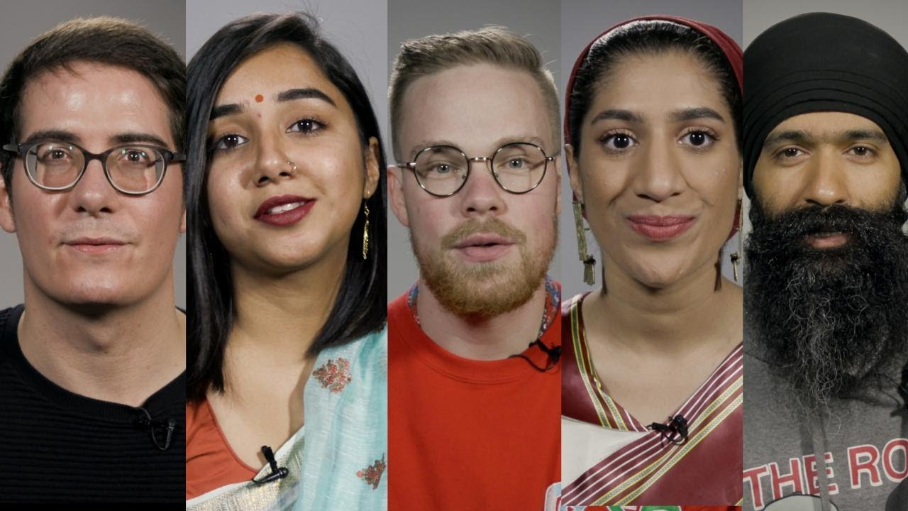 YouTubers stand up for Human Rights | #CreatorsforChange 2018