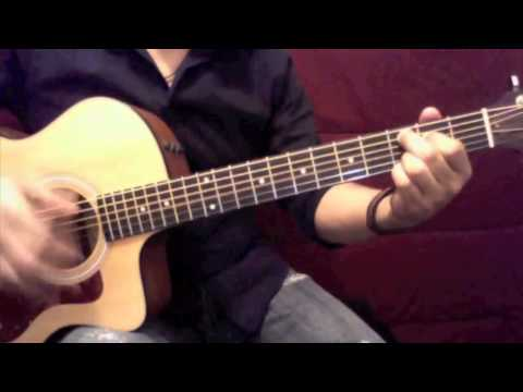 Lady In Red - Chris De Burgh - Guitar Cover Chords