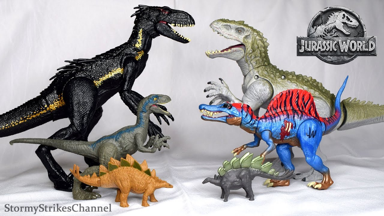Which Jurassic World Kingdom BetterMattel Hasbro Vs Is Toys Unboxing Fallen Dinosaurs Review Nw0n8OkPX