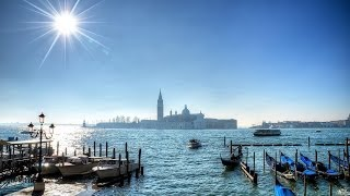 #741. Венеция (Италия) (потрясяющее видео)(Самые красивые и большие города мира. Лучшие достопримечательности крупнейших мегаполисов. Великолепные..., 2014-07-03T03:12:31.000Z)