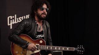Tracii Guns of L.A. Guns Demos The Gibson Les Paul Standard 60's Model