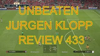 PES 2019 myClub - Jurgen Klopp 433 Review!