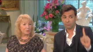 Almorzando con Mirtha Legrand 2014 - La desopilante charla de Martin Bossi y su mamá