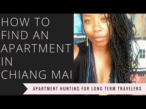 How To Find A Apartment In Chiang Mai Thailand...Finding An Apartment in Thailand...Chiang Mai