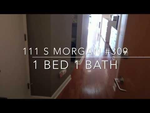 111 S Morgan #309 1 Bed 1 Bath Rental