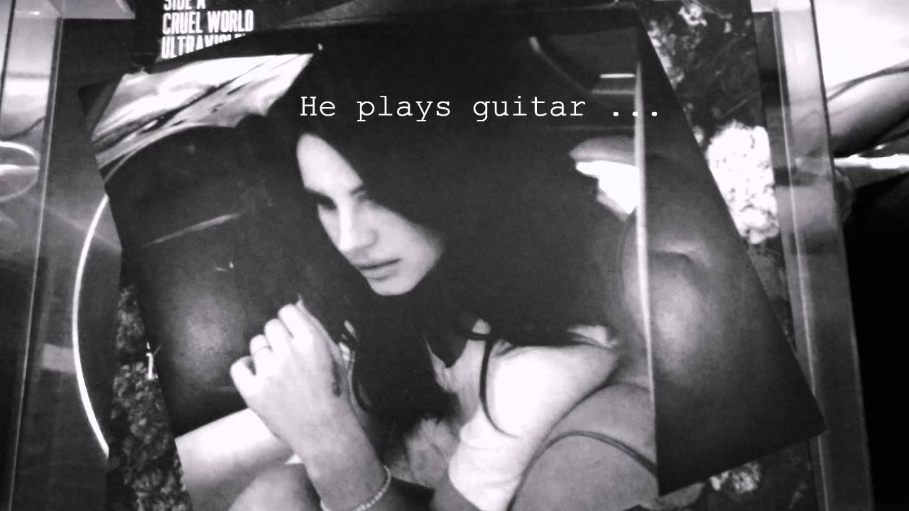 Lana Del Rey Ultraviolence Quot Brooklyn Baby Quot On Blue