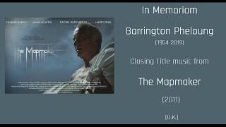 Barrington Pheloung: The Mapmaker (2011)