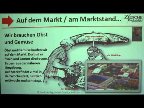 deutsch lernen a1 kap03 auf dem markt youtube. Black Bedroom Furniture Sets. Home Design Ideas