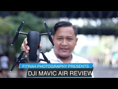 DJI MAVIC AIR INDONESIA - DRONE IMPIAN BUAT TRAVELLING