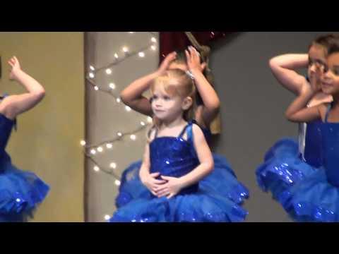 Dance Recital:  Feliz Navidad