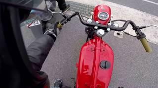 平成29年3月25日土曜日 岩国のビックバイク岩国店で スネークモータース...