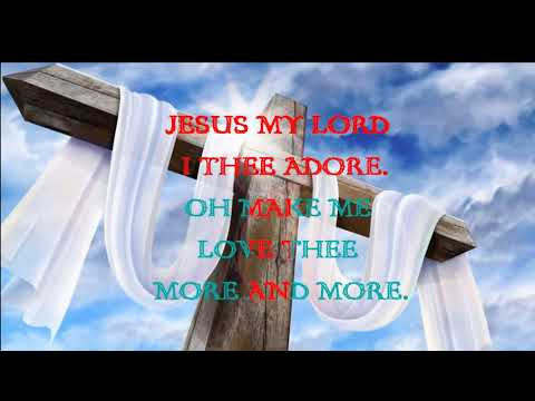 JESUS MY LORD Lyrics By Getty