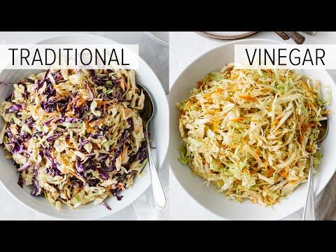 coleslaw-recipe---2-ways-|-classic-coleslaw-vinegar-coleslaw-(no-mayo-coleslaw)