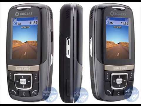 Samsung SGH D606 2 BOOT SOUND