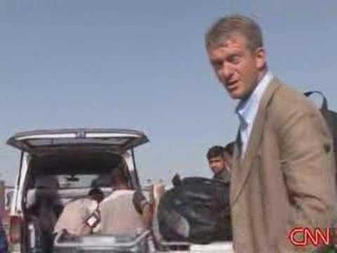 Traveling to Kabul