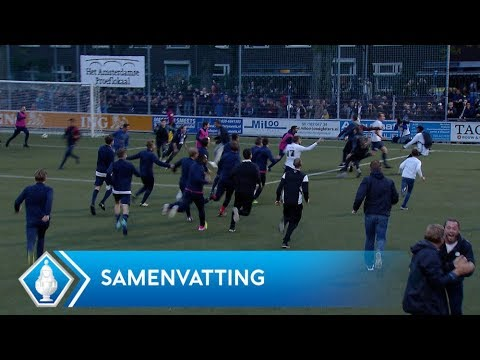 Highlights KNVB Beker: Swift - Vitesse (20/9/2017)