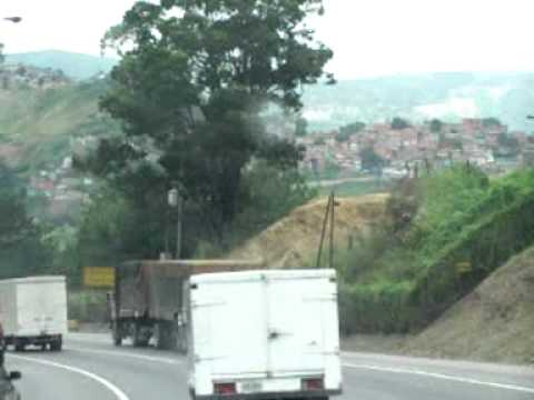 BAJADA DE TAZON. CARACAS VENEZUELA