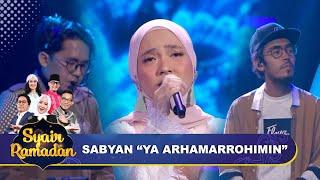 Ya Arhamarrohimin - Sabyan   Syair Ramadan GTV
