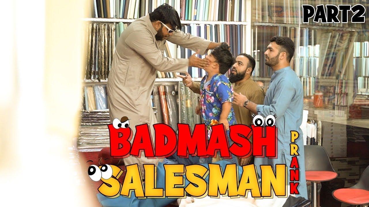Download | Badmash Salesman Prank Part 2 | By Nadir Ali & Team in | P4 Pakao | 2021