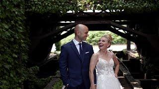 Tess and Kane Wedding Highlight-4k