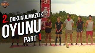 2. Dokunulmazlık Oyunu 1. Part   22. Bölüm   Survivor Türkiye - Yunanistan