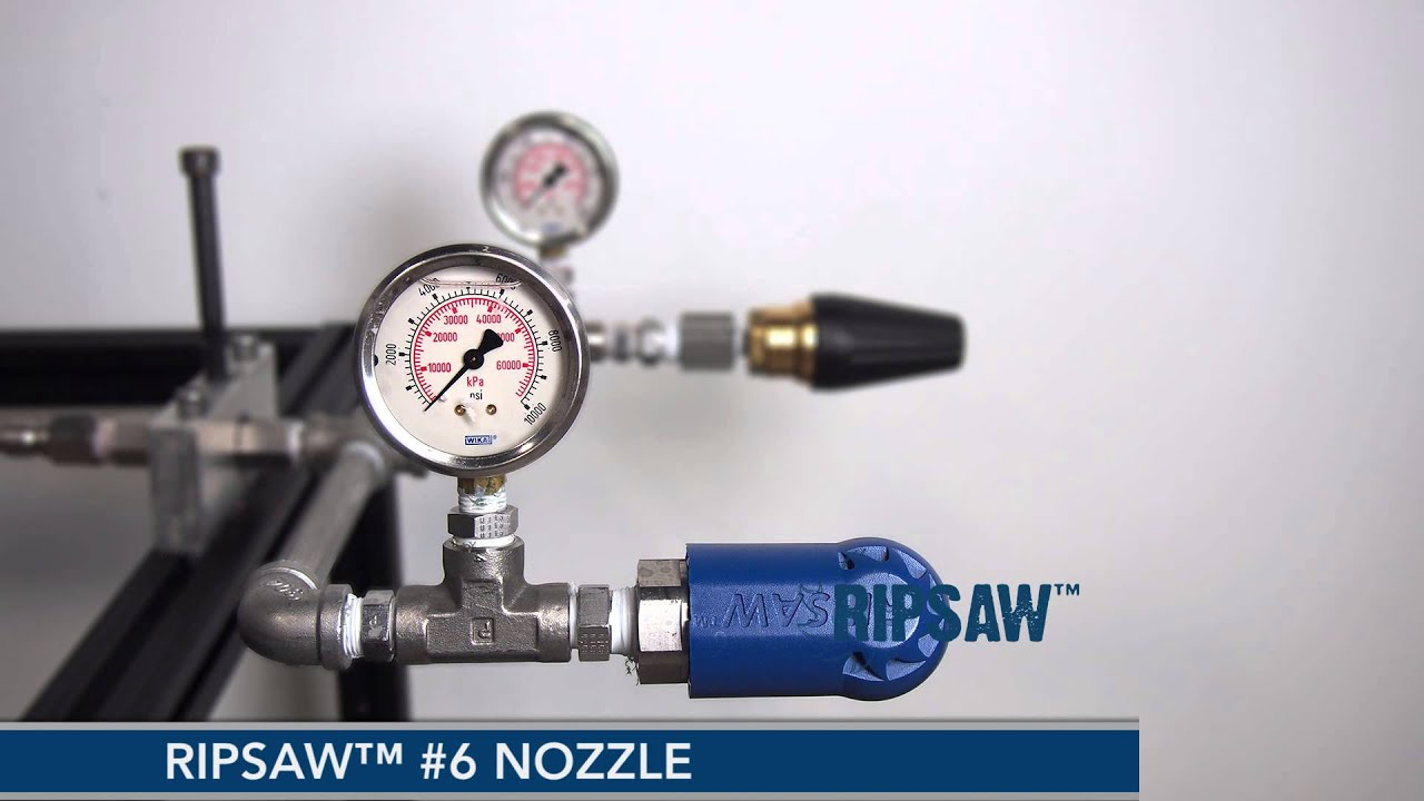 how to stop water feature nozzles clogging
