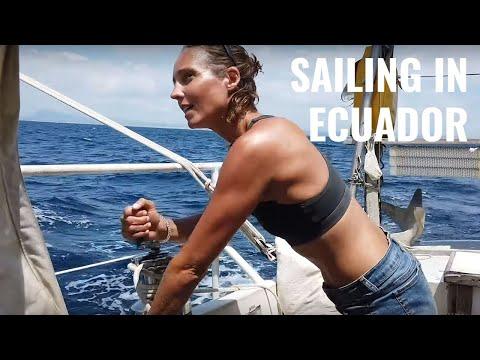 Happy SAILING In Ecuador And SUNDAY FUNDAY Hefeweizen! - UNTIE THE LINES IV #55