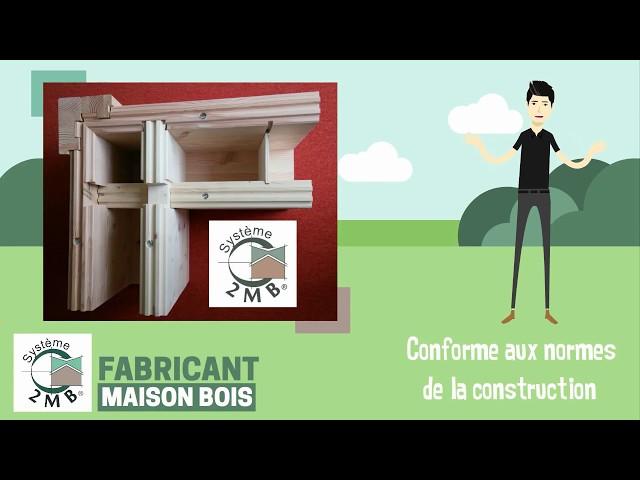 2mb construction de maison bois
