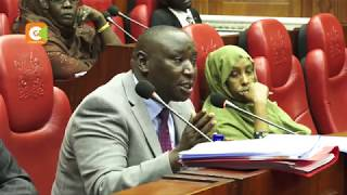 MPs want Nairobi Dam destroyed
