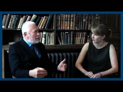 Sir Robin Knox Johnston | Interview | Oxford Union